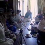 лекция Б.Ч. Бхарати Свами от 28 мая 2015 года, Вайшнавский Фестиваль, Запорожье
