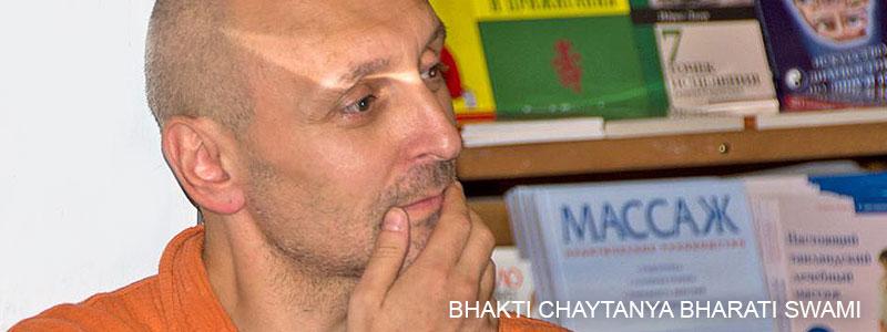 Bhakti Chaytanya Bharati Swami