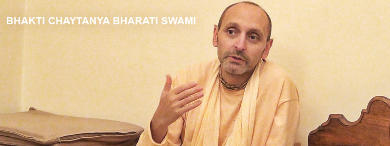 Class of Bhakti Chaytanya Bharati Swami, December 25th, 2013. London