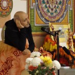 Лекция Бхакти Чайтанья Бхарати Свами в Запорожье. Ноябрь 2015