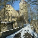 Мёкмюль (Möckmühl) Фотографии зима 2016