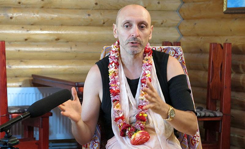 Украинский тур Бхакти Чайтанья Бхарати Свами июнь 2016