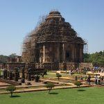 Храм Солнца в Корнатаке 2017
