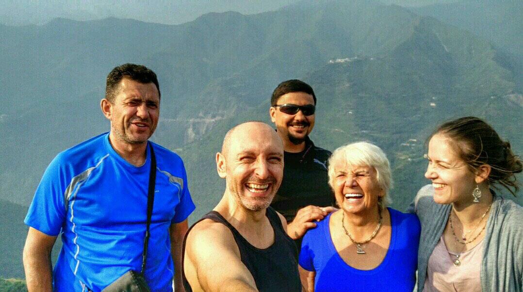 Поездка в Гималаи