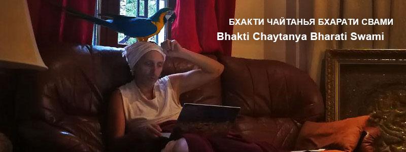 «Полёты над Землёй» | частная беседа с Б.Ч. Бхарати Свами (Александр Драгилев) от 5 ноября 2017 года