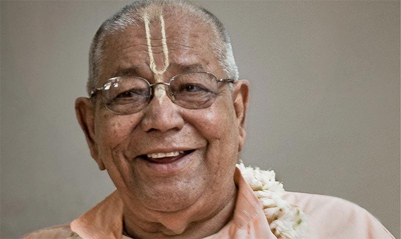 5 декабря - Вьяса Пуджа Шрилы Бхакти Сундара Говинды Дев-Госвами Махараджа