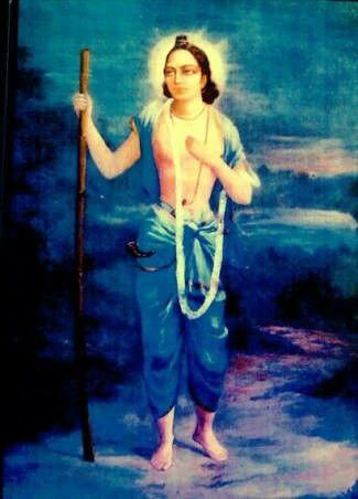 Сегодня Вайшнавы отмечают большой праздник - явление в этом мире Шри Нитьянанды - вечного спутника Шри Чайтаньи Махапрабху