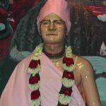 Самадхи-мандир Шрилы Кешавы Госвами Махараджа в Навадвипе